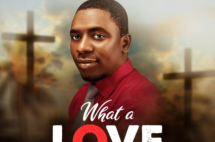 Download Music: What a love- Simon Ocheje