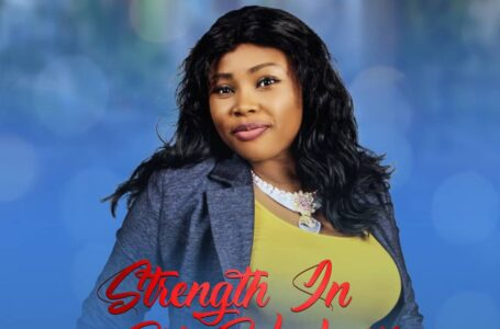 Free Download: BLISSGOLD_Strength in my Weakness.